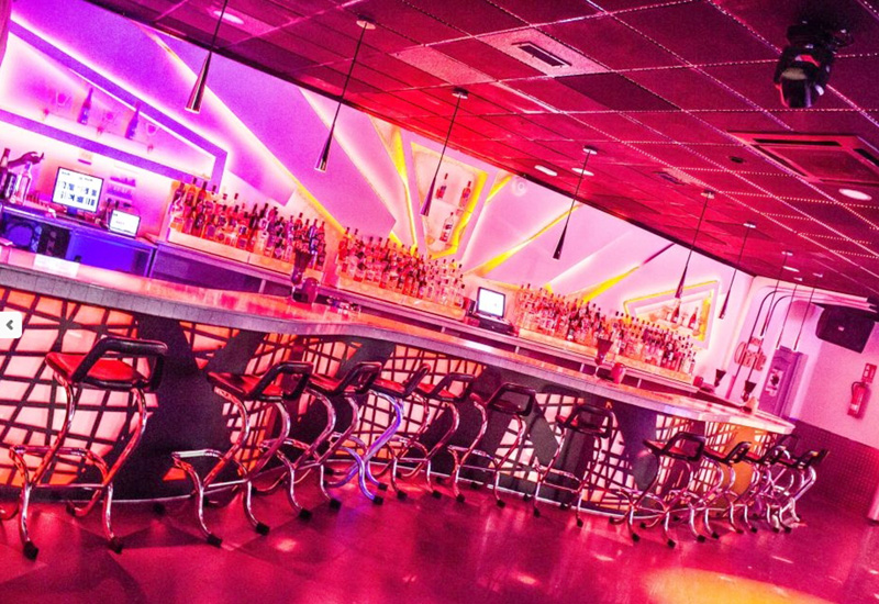 Club alterne Sala los Ángeles de Charlie - Valdepeñas