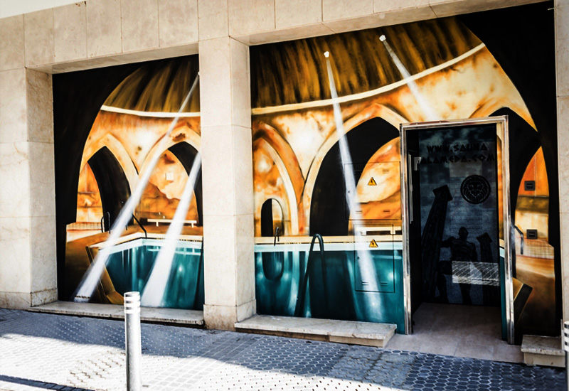 Sauna Gay Alameda, Sevilla