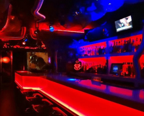 Club ambiente gay Dark Sitges Bar