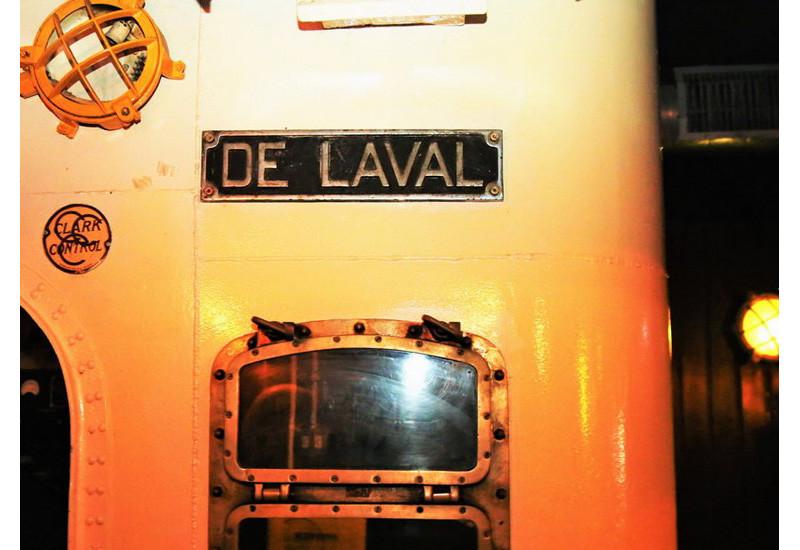 discoteca de Laval Genovés Submarino