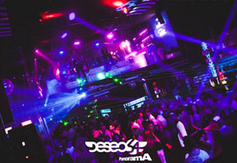 Discoteca Deseo ambiente Gay en Valencia