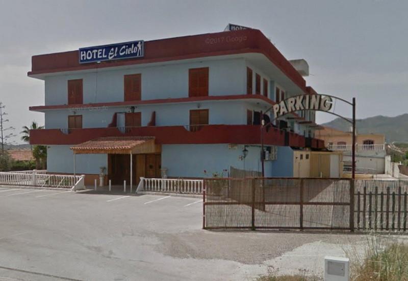 Hotel Puticlub El Cielo Club alterne en Cartagena, Murcia