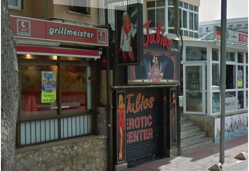 Club Alterne Julios Erotic Center en Mallorca
