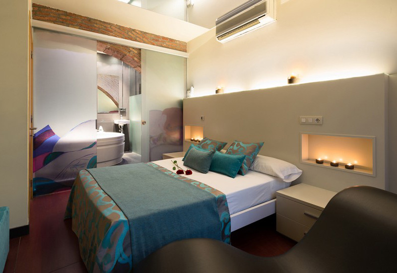 Love Rooms Luxor BCN, habitaciones por horas en Barcelona
