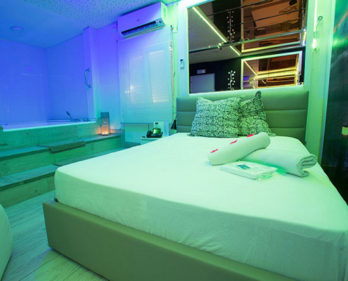 Love Rooms RM, habitaciones por horas en Madrid