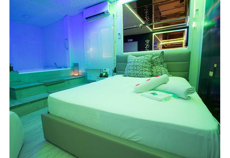 Love Rooms RM, habitaciones por horas en Madrid