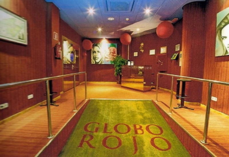 Club alterne Nightclub El Globo Rojo, puticlub en Palama de Mallorca