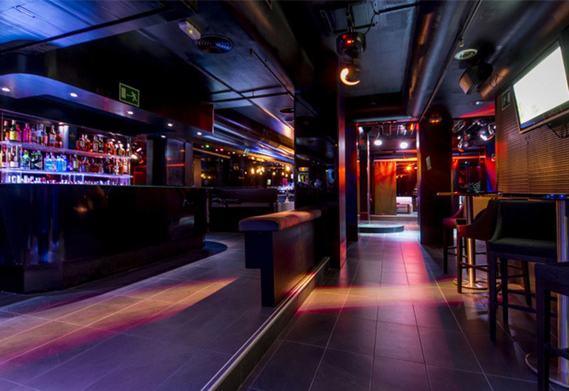 nightclub castellana 118