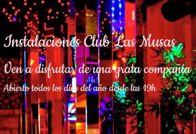 Club alterne Las Musas - Zaragoza