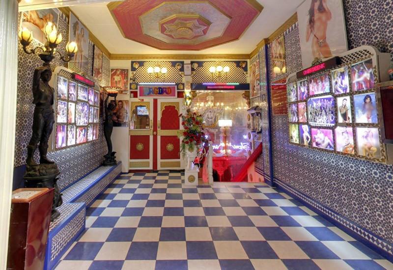 Sala Bagdad, espectáculos eróticos sexo en Barcelona