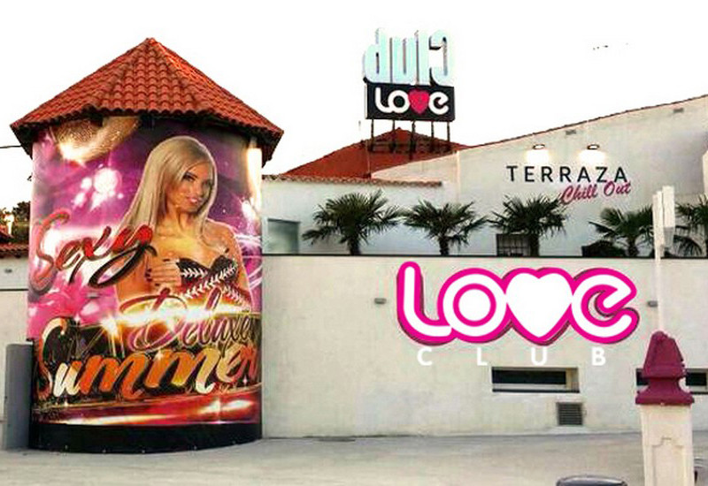 Night Club Alterne Love La Jonquera, Agullana - Girona