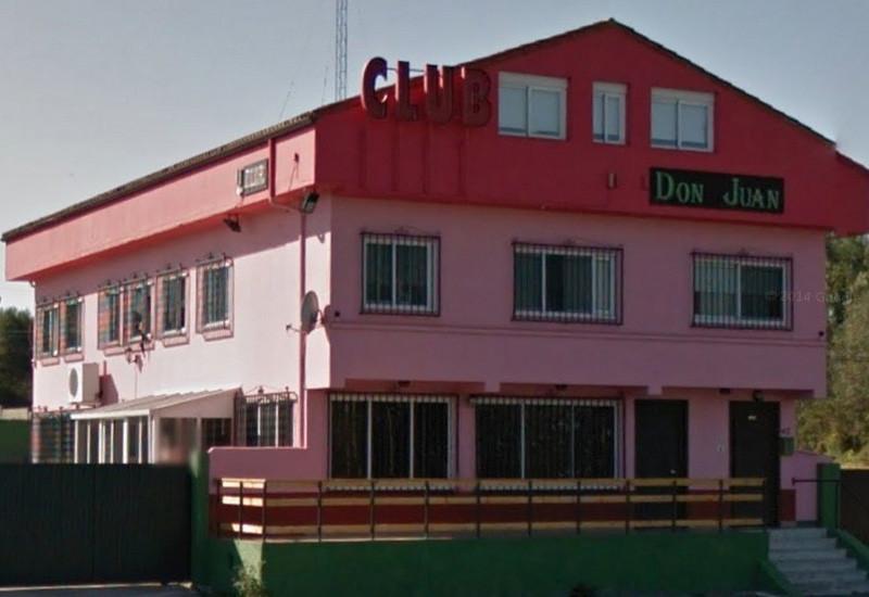 Club alterne Don Juan Curtis La Coruña