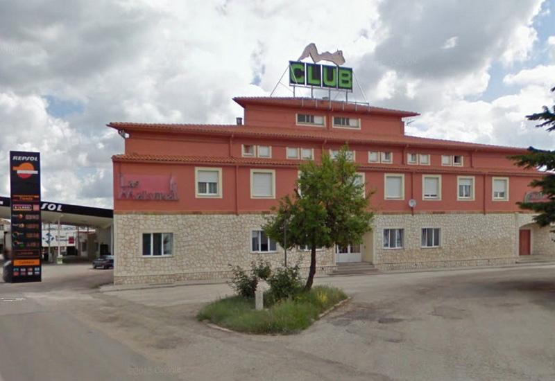 Club Alterne Las Malvinas, puticlub en Burgos