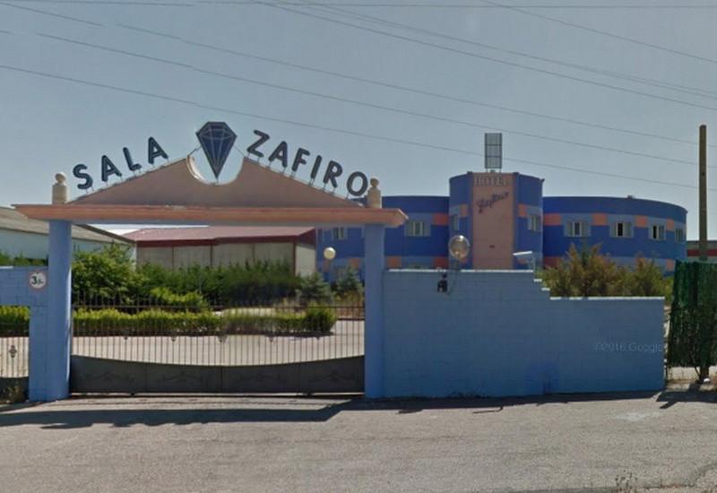Hotel Club Alterne Sala Zafiro en Burgos alterne