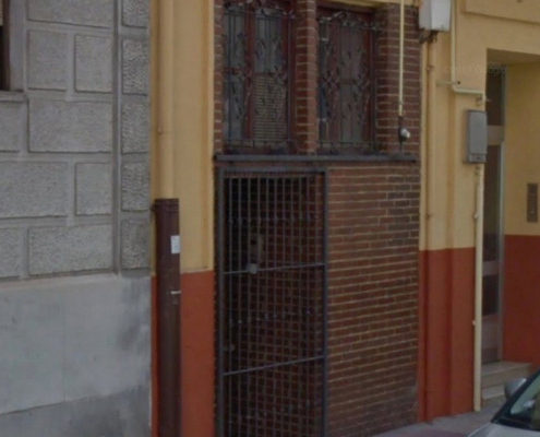 Club ambiente gay LGTB Sauna Capuchinos en Valladolid