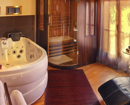 Spa Chinchón, clima pasional