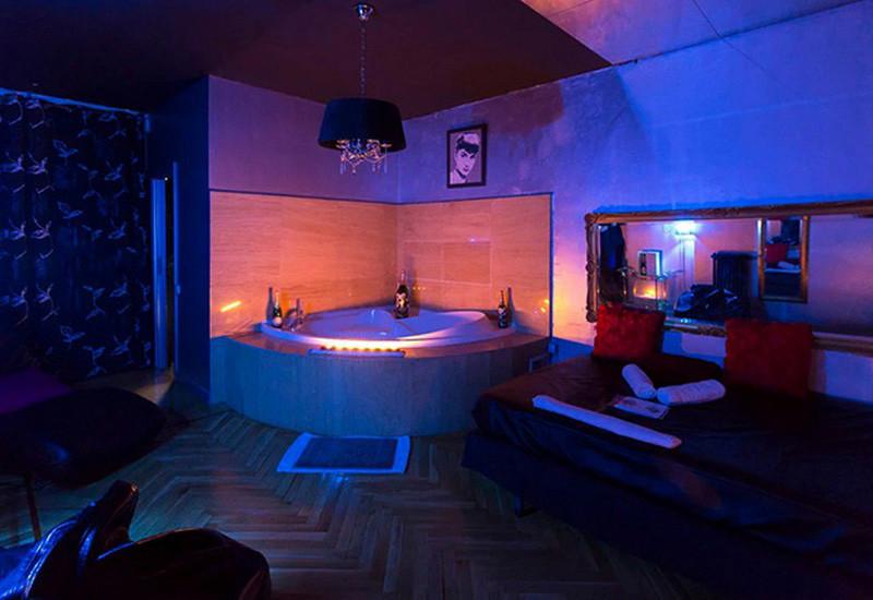 Suites Privée Love Rooms Habitaciones por horas Madrid