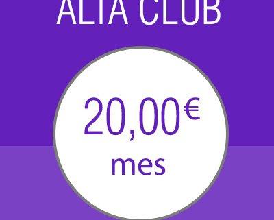 Suscripción Alta CLUB, clubs alterne en España