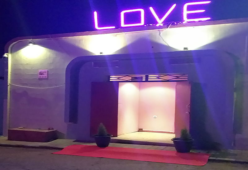 Sala de Fiestas Love, Calatrava - Ciudad Real, puticlub alterne